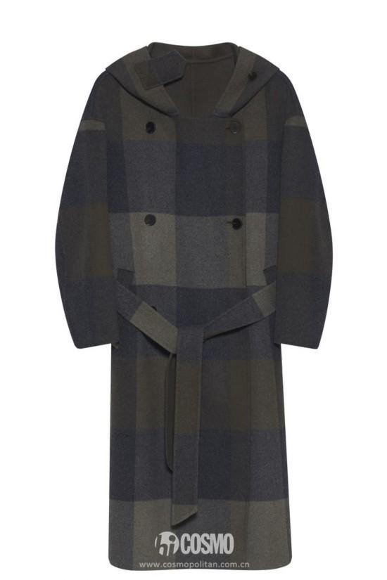 外套来自MU 新品未定价