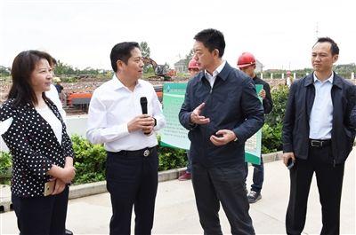 """南通海门""""家家到""""观摩11个项目 投资34.83亿"""