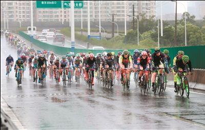 环太湖自行车赛南通至海门段15日鸣枪开赛