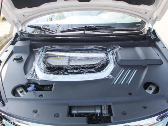 4kw(124.3ps)的电动机,峰值扭矩为261.