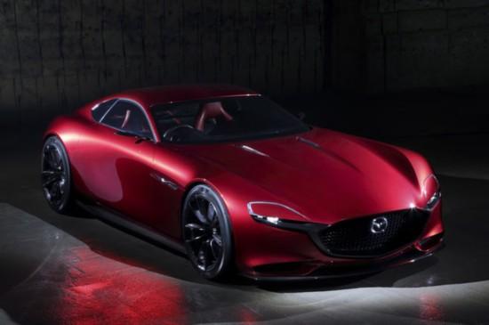 马自达电动汽车有望搭载新型转子发动机