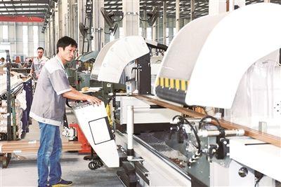 十多家企业入驻南通海门开发区现代建筑产业园