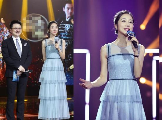 """刘诗诗2万礼服却穿成""""马戏团""""?与韩雪同框被蛋糕裙秒杀!"""