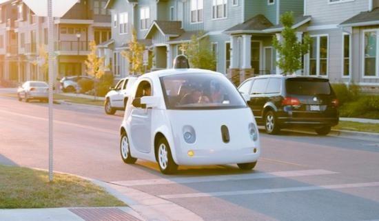 waymo无人车报告:通往自动驾驶之路