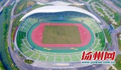 """扬州人共享""""省运会红利"""" 体育公园将成综合体"""