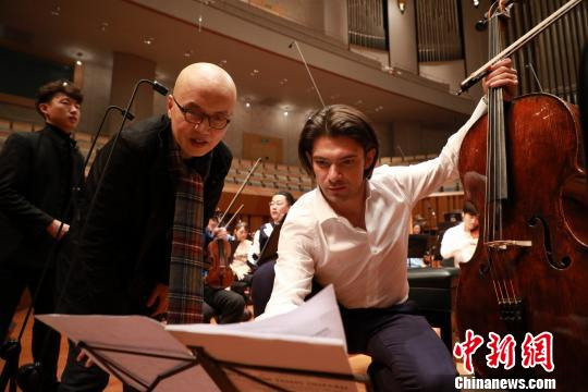國家大劇院管弦樂團將再度赴美巡演