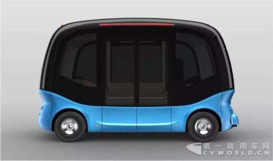 金龙客车与百度签署战略合作协议 2018年量产商用无人驾驶巴士1.jpg