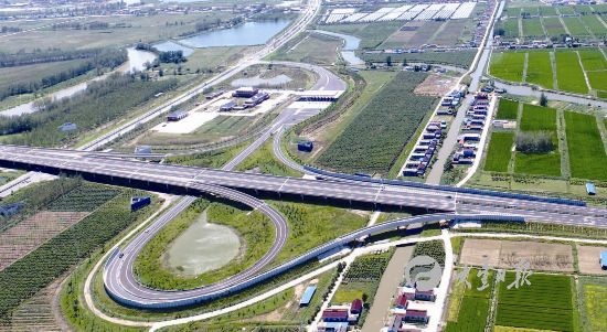 盐城大丰加快交通建设 公路总里程达3135公里