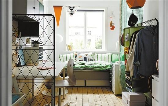 小空间装修的设计原则