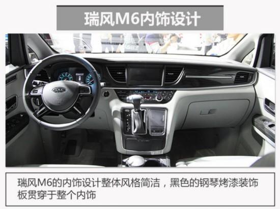 江淮将推旗舰MPV 搭2.0T/竞争风行CM7-图2