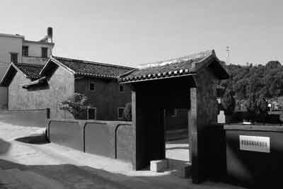 """紫金""""红屋"""",即紫金县苏维埃政府旧址,位于苏区镇炮子村湖子仓"""