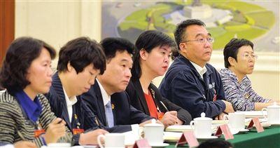 天津代表围绕党的建设新要求展开热议