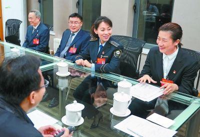 北京团代表热议新时代新征程