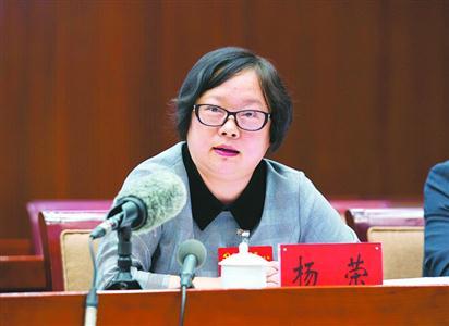 十九大代表杨荣:今天的小学生将是第二个百年目标奋斗者 让孩子有中国脊梁中国精神