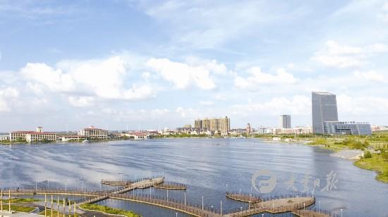 大丰港:打造产城融合的大丰城市副中心