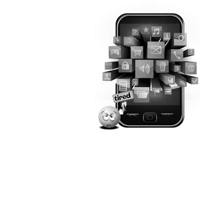 微信收藏琳琅满目你是不是患了社交网络囤积症?