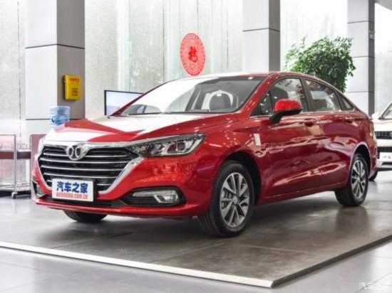 北京汽车 绅宝D50 2018款 1.5L 手动基本型