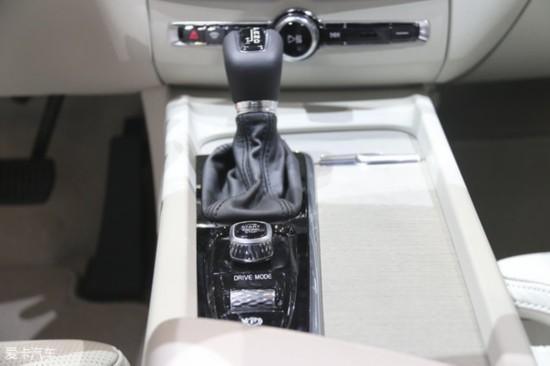 基于SPA平台打造 实拍全新沃尔沃XC60