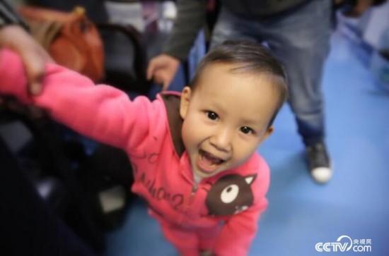 19天,这个2岁弃婴的一生从此被改变……