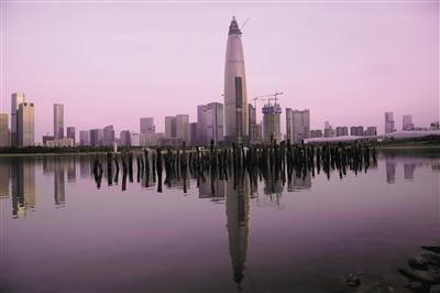 深圳人才公园11月1日正式开放