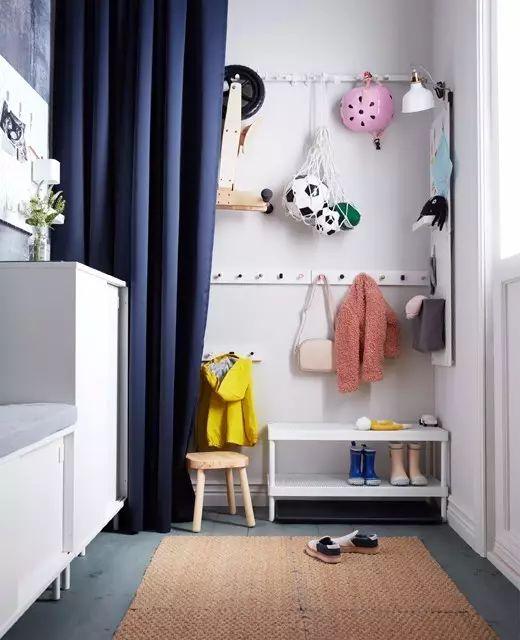 有了娃之后 门厅难整洁?解决办法来了