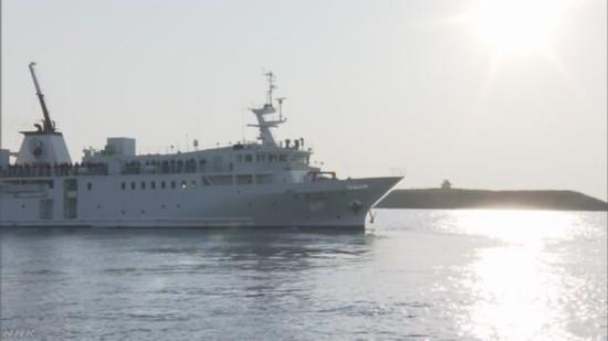 日本考察团刚赴争议岛屿 俄就决定建海军基地
