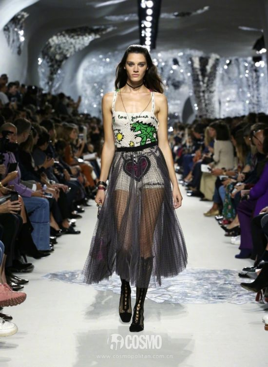 Dior 2018春夏系列