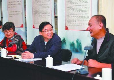 于伟国:学习贯彻习近平新时代中国特色社会主义思想为人民群众谋幸福为中华民族谋复兴