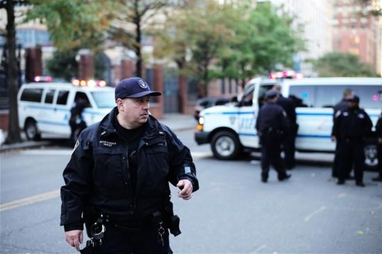 U.S.-NEW YORK-LOWER MANHATTAN-ATTACK