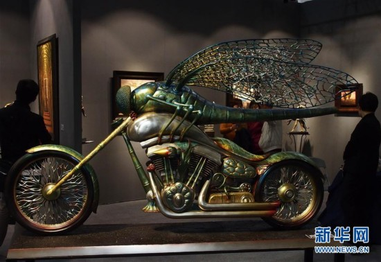 (文化)(1)2017上海艺术博览会将在沪举办