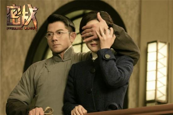 解密《密戰》五大看點:郭富城趙麗穎張翰同框