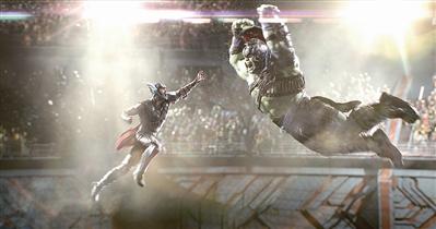 11月是超级英雄的天下《雷神3》《正义联盟》主宰市场