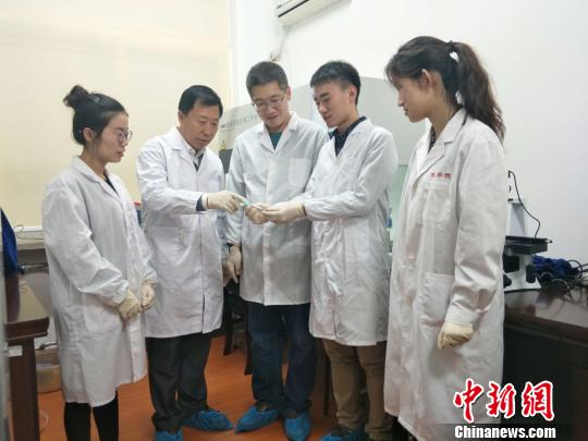 中国科学家研发智能纳米颗粒可用于肿瘤治疗