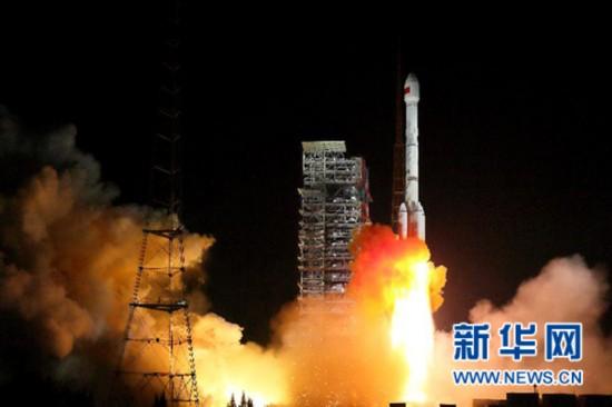 """中国计划在2018年发射新型""""太空摆渡车"""""""