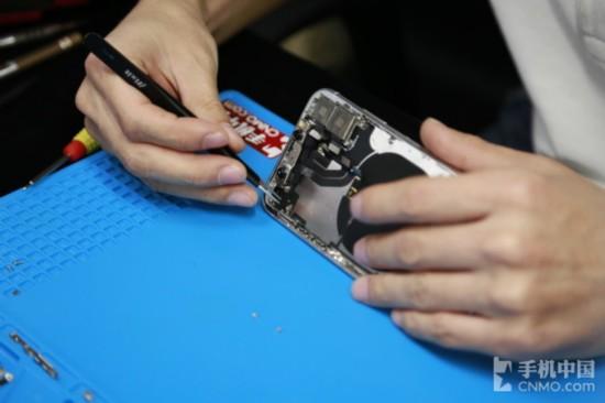 """拆除iPhone X的""""刘海""""――原深感摄像头"""