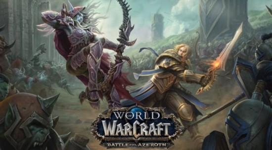 Blizzard carnival 2017: world of warcraft officially announced the new expansion