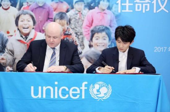 王源入选美国《时代》全球影响力青少年30人