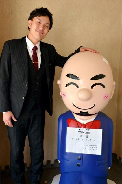 日本一家酒店为秃顶顾客打折 因可节约打扫时间(图)