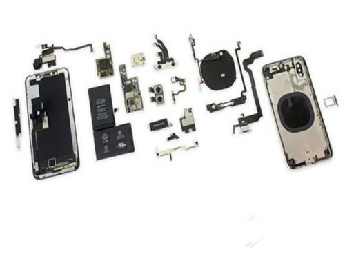 iPhone X硬件成本仅2365块钱(图片来自baidu)
