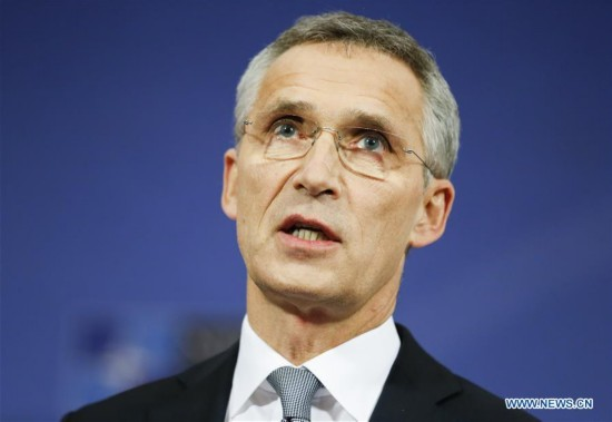 BELGIUM-BRUSSELS-NATO-SECRETARY GENERAL-PRESS CONFERENCE