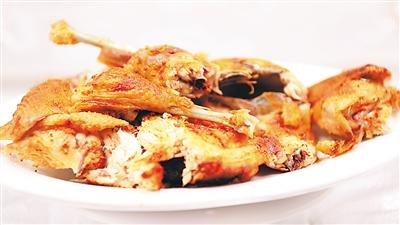 加钗烤鸡时光里的老味道