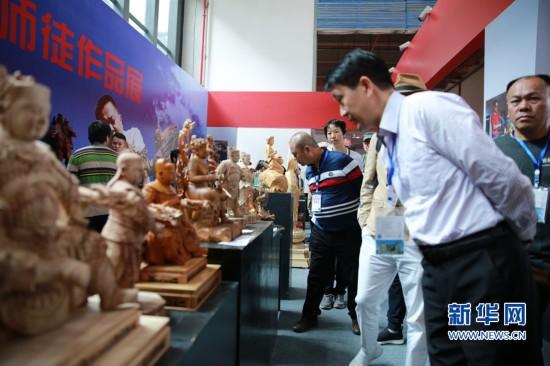 2017年中国(惠安)国际雕刻艺术品博览会开幕