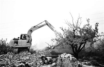 北京开展浅山区生态环境治理 苏家坨18万平方米浅山区还绿