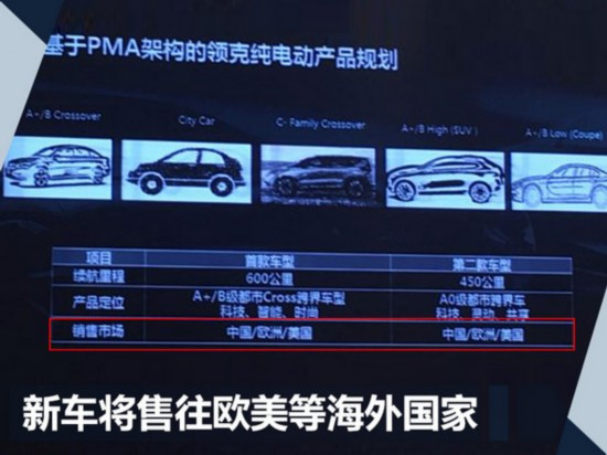 吉利将共享高端纯电车平台 新车续航达600km-图4