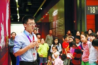在不影响博物馆自身规划的前提下,做到资源的二次开发和整合