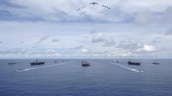 """美日韩联合军演告吹或与韩""""三不""""承诺有关"""