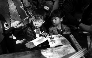 栖霞红枫艺术节举办亲子活动 培养环保意识