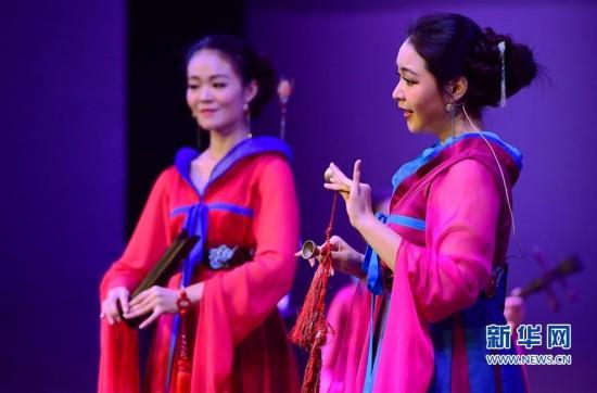 古老南音 文化惠民