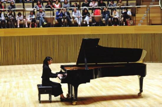 金鸡湖钢琴赛上演闭幕音乐会 6位选手精彩献艺