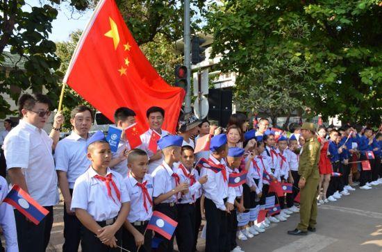 老挝各界盛情欢迎习近平主席到访【4】